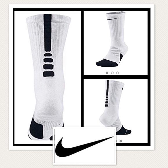 infancia Levántate Larry Belmont  Nike Underwear & Socks | Nike Dry Elite 5 Crew Basketball Socks M | Poshmark